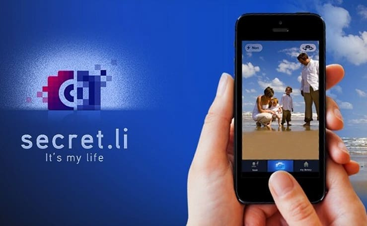 Secret.li iOS app makes Facebook photos self-destruct after a set period of time
