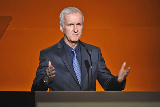 James Cameron producing history of sci-fi series for AMC