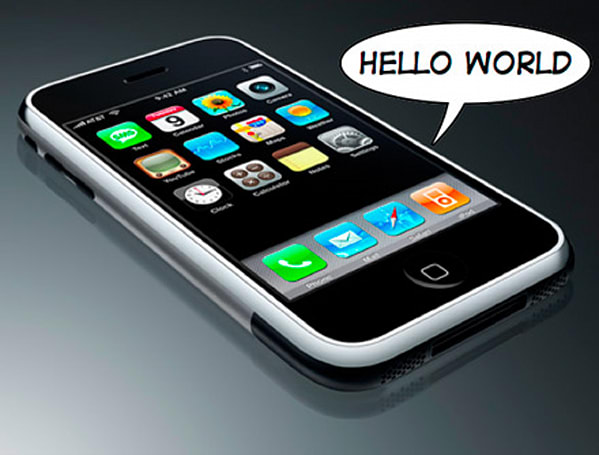 """iPhone says """"Hello World,"""" here come the 3rd party apps"""