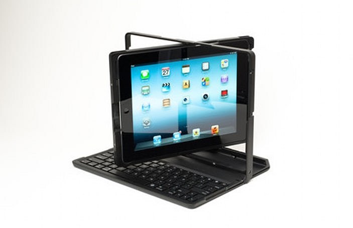 Transformer-like Dock-It Pro provides quirky iPad keyboard case
