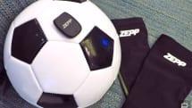 Zepp's latest sports training sensor is for soccer players