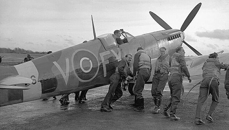 Wargaming.net unveils Project Spitfire blog to chronicle aircraft recovery efforts