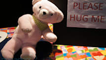Stuffed Toys Alive! replaces mechanical limbs with strings for a much softer feel (hands-on)