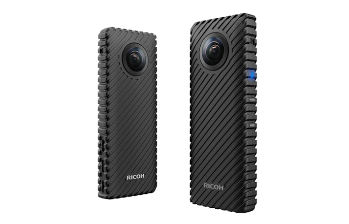Ricoh's next camera can stream live broadcasts in 360
