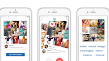 The #2015bestnine Instagram meme was made to help launch a dating app