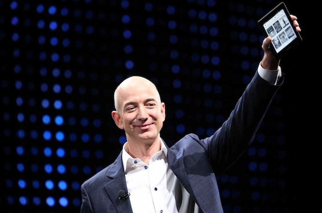 Amazon may be launching a credit card checkout system for offline stores