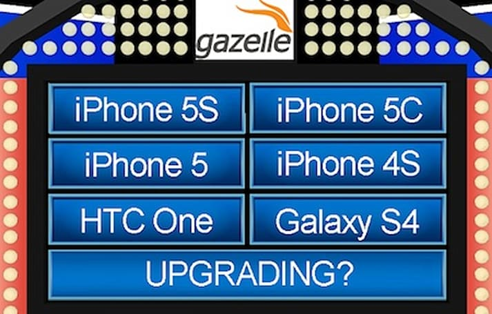 Gazelle CEO Israel Ganot discusses Apple's entry into trade-in