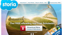 Scholastic enters the e-book fray with Storia and 1,000 children's stories