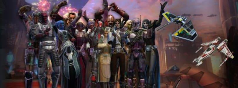 Star Wars: The Old Republic reveals second anniversary rewards