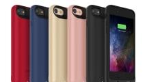 Mophie Juice Pack Air: Neues Akku-Case für iPhone-7-Familie unterstützt induktives Laden