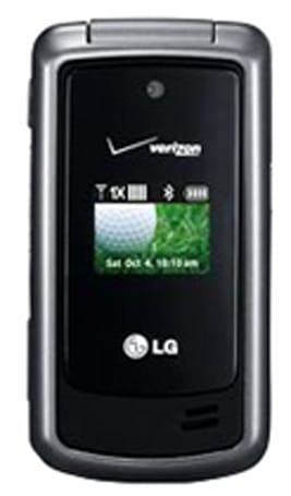 LG's VX5500 clamshell goes on sale at Verizon Wireless