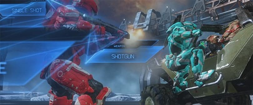 Halo 4 guns go 'blop blop' in this video vignette