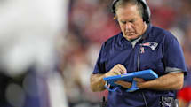 Bill Belichick is through with the NFL's Surface tablets