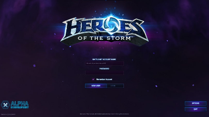 Heroes of the Storm enters technical alpha