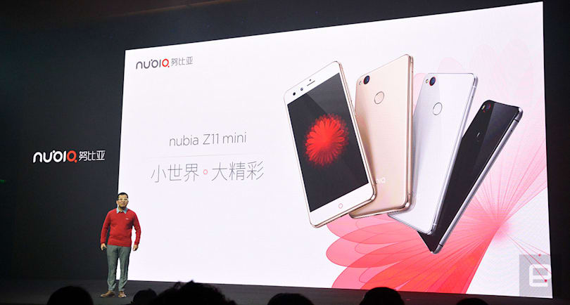 Nubia brings flagship photography to a cheap phone