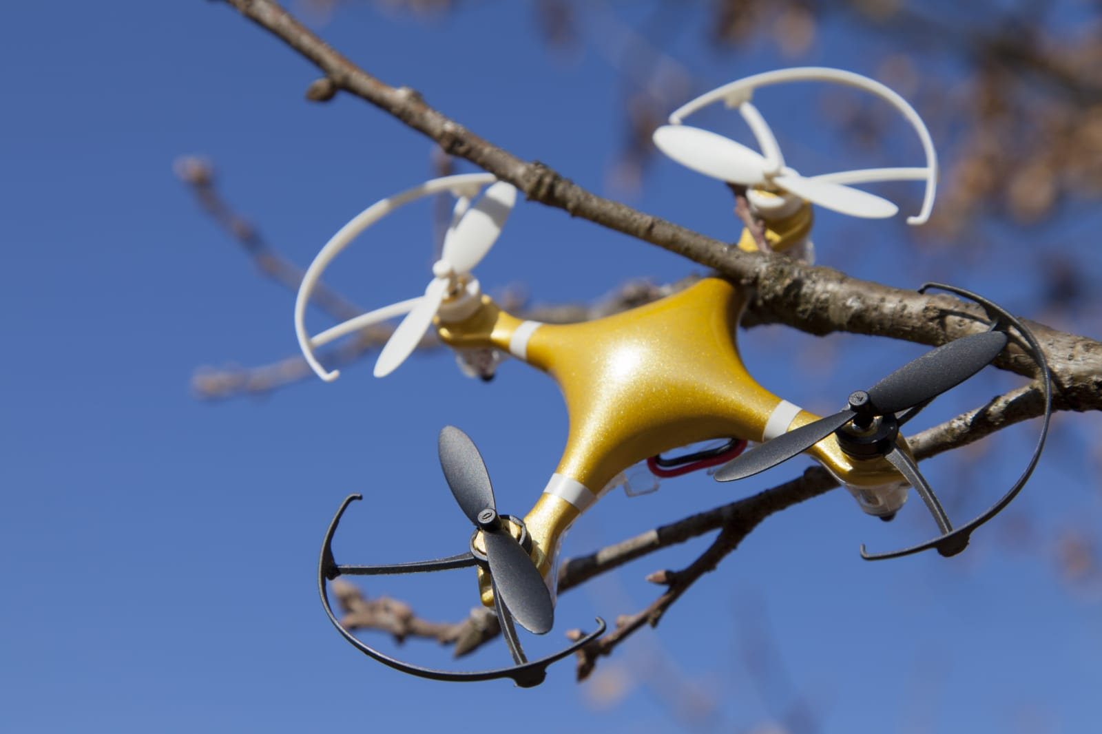 你的無人機很快就能透過雷達避免發生碰撞了