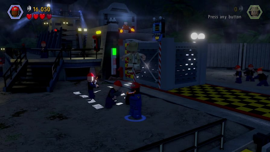 JXE Streams: 'Lego Jurassic World'