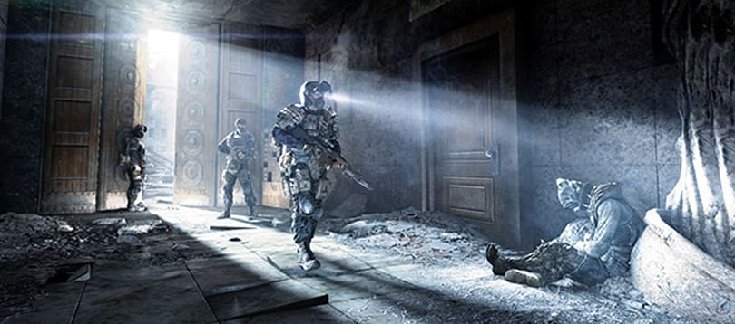 UK takes Metro Redux to the top of the charts