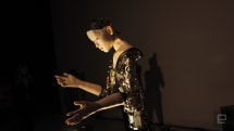 Japan's latest humanoid robot makes its own moves