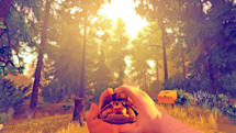 Indie game darling 'Firewatch' is heading to movie theaters