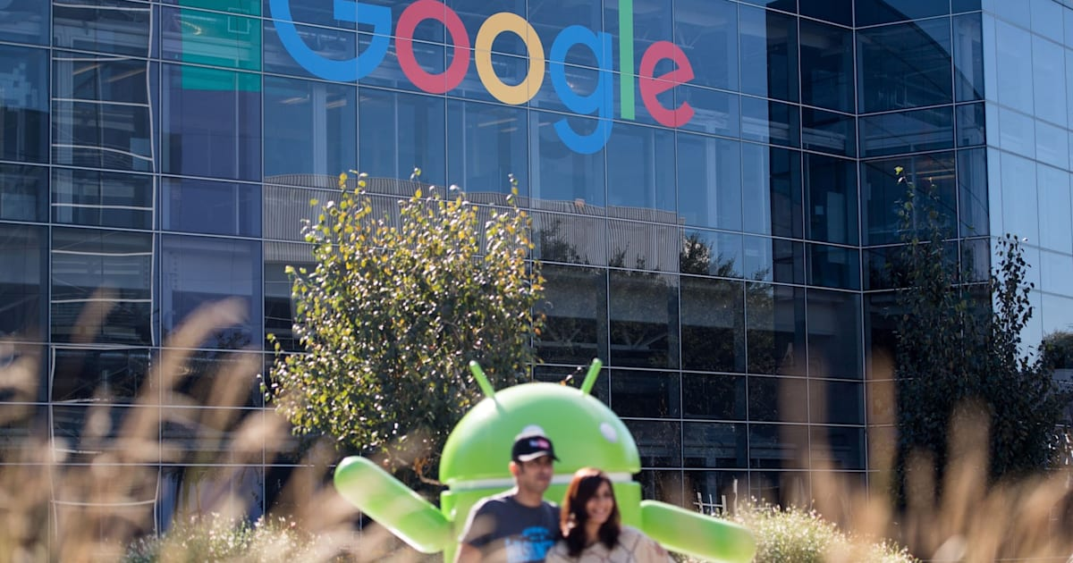 Google's defense against anti-trust claims: 'we're open'