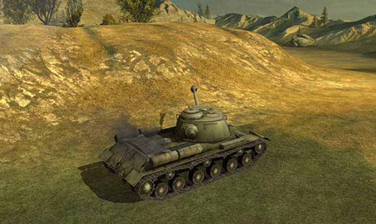 World of Tanks Blitz mobile game to 'rival anything on a console'
