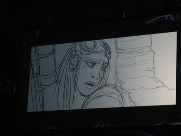 BlizzCon 2008: Starcraft II gameplay panel notes