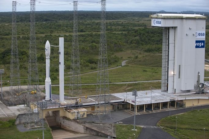 ESA's Vega rocket takes flight, delivers low-tonnage objects to high places