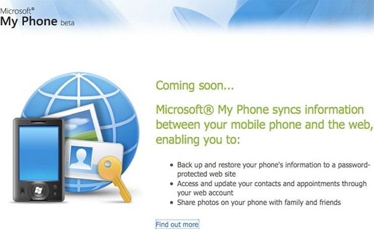 Microsoft confirms MyPhone, invite-only beta coming to MWC