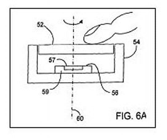 "Apple patents ""visual buttons"" to blend display and interface"