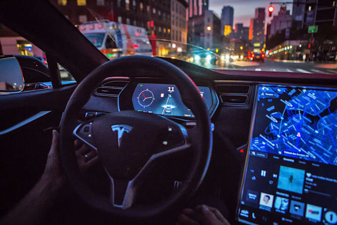 Tesla's big Autopilot update is now active on newer cars