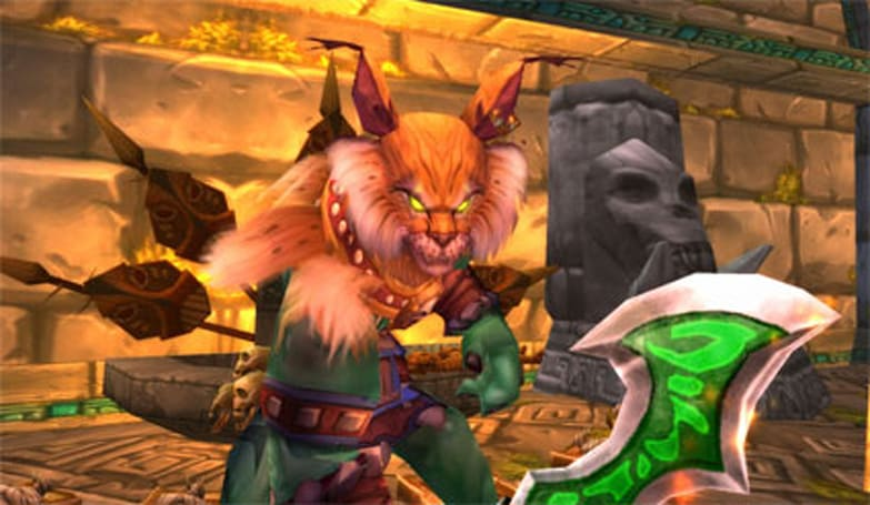 Hands on with Zul'Aman