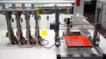 Der erste Biodrucker für menschliche Haut