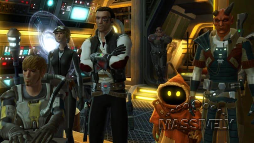 SWTOR's Commando, Mercenary 3.0 discipline changes detailed