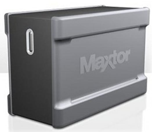 Maxtor expands options in Shared Storage, OneTouch lineup