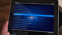 iPad gets Xvid AVI video playback with CineXPlayer app on iTunes, hell freezes over