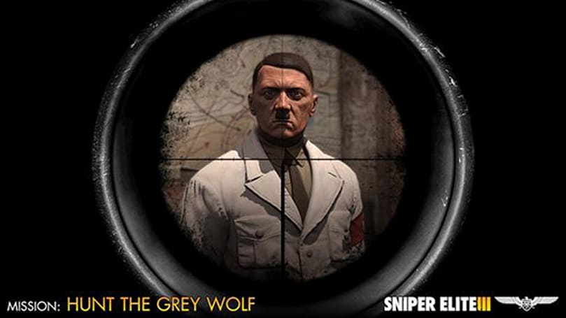 Sniper Elite 3 'Hunt The Grey Wolf' DLC now available
