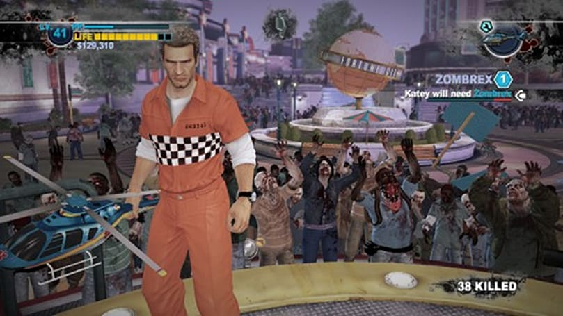 PSA: Dead Rising 2, Case Zero free through Games with Gold now