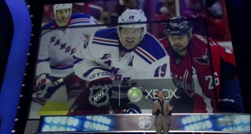 Xbox adding Nickelodeon, Paramount, Machinima, Univision, NHL and more ESPN [update: full list of new apps]