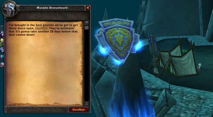 Reminder: Second wing of Icecrown Citadel opens soon