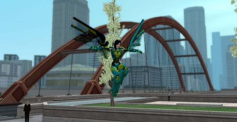 PAX 2010: City of Heroes moves Fitness over to inherent powers