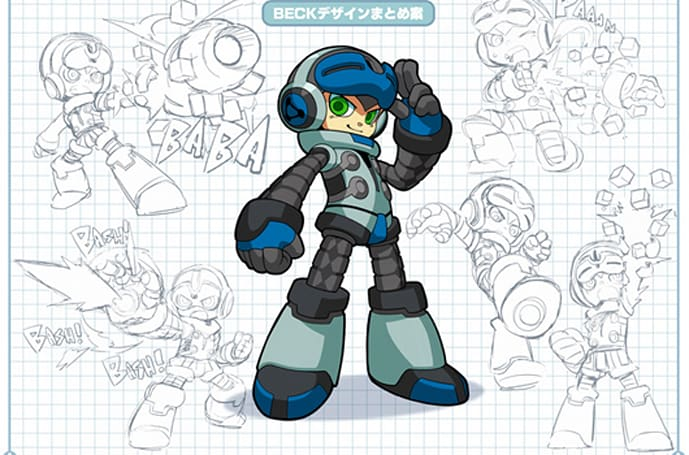 Watch the first mega Mighty No. 9 documentary episode