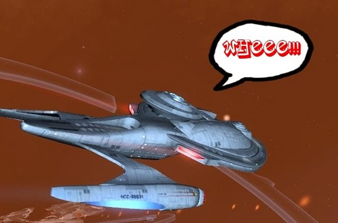 Captain's Log: Will STO become a sandbox or remain a themepark?