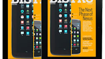 Distro Issue 65 arrives with the Jelly Bean-wielding Nexus 4 and Nexus 10