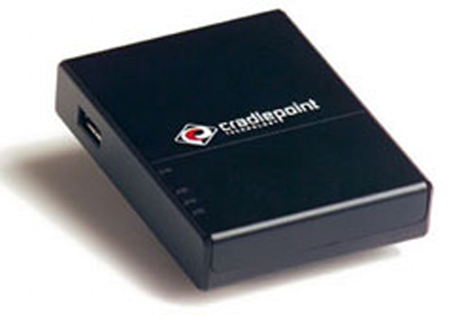 CradlePoint busts out CTR-350 cellular travel router