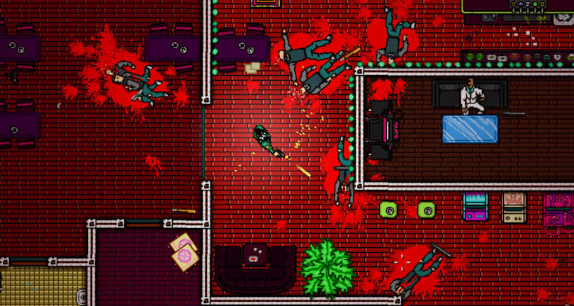 'Hotline Miami' sale benefits the artists behind those wild soundtracks