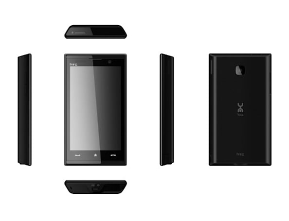 HTC MAX 4G officially announced, world's first GSM / WiMAX phone