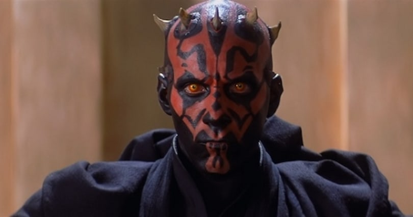 Report: LucasArts canceled Darth Maul origins game