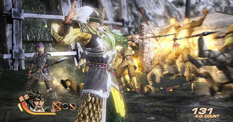 Dynasty Warriors 7 coming to North America on March 22