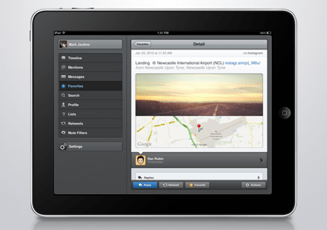 Tweetbot hits 2.0, heads to iPad with new features and UI in tow